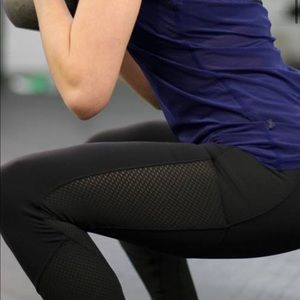 Lululemon fit physique tight